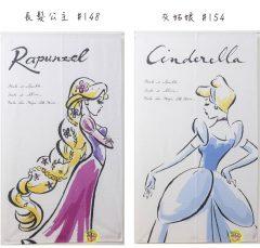 長髮公主灰姑娘